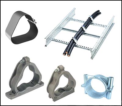 Cable Cleats Bicc Components Ltd