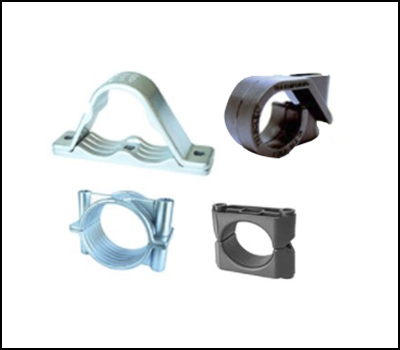 Bicc Cable Cleats For Vehicle Cable Bicc Components